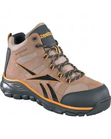 Reebok Waterproof Arion Hiking Boots - Composition Toe