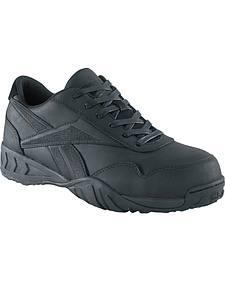 Reebok Bema Work Shoes - Composition Toe