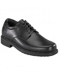 Rockport Works Work Up 5-Eye Dress Work Shoes