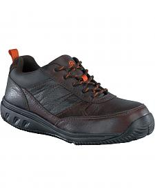 Rockport Works adiPRENE Oxford Work Shoes - Composition Toe