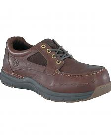 Rockport Works Seamaster Boat Shoes - Composition Toe