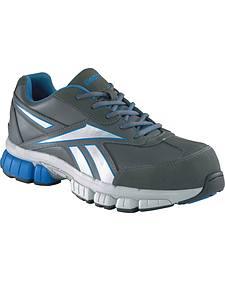 Reebok Ketia Athletic Oxford Shoes - Composition Toe