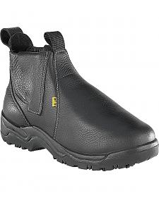 "Florsheim Men's Hercules 6"" Work Boots - Steel Toe"