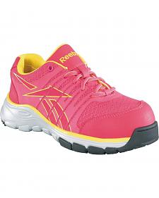 Reebok Women's Arion Composite Toe Work Shoes