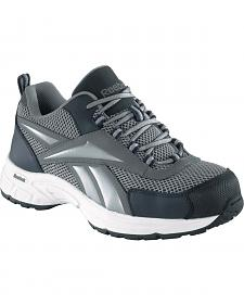 Reebok Women's Kenoy Cross Trainer Shoes - Steel Toe