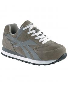 Reebok Women's Leelap Retro Jogger Shoes - Steel Toe