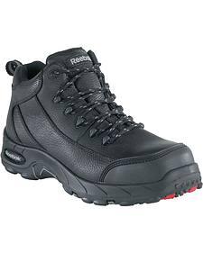 Reebok Women's Tiahawk Waterproof Sport Hiking Boots - Composition Toe