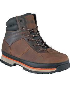 Rockport Works Women's Alpharon Sport Hiking Boots - Steel Toe