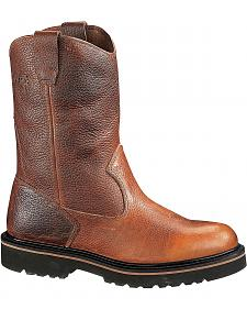 """Wolverine 10"""" Wellington Work Boots"""