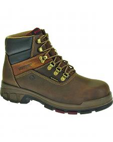 "Wolverine Cabor EPX PC Dry Waterproof 6"" Boots"