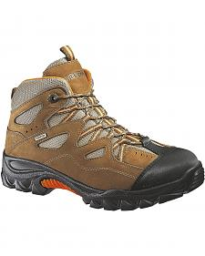 Wolverine Durant Waterproof Work Boots - Steel Toe