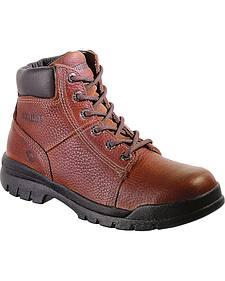 "Wolverine Marquette 6"" Slip-Resistant Work Boots"