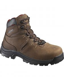 "Wolverine Bonaventure 6"" Waterproof Work Boots"