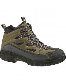 Wolverine Fulton Mid-Cut Waterproof Hiking Boots