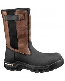 Carhartt Composite Rugged Flex Mud Wellington Waterproof Work Boots