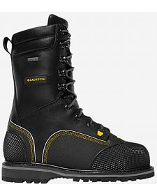 "Lacrosse Longwall II 10"" Waterproof Insulated Work Boots - Composite Toe"