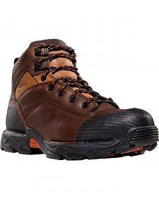 "Danner Corvallis GTX 5"" NMT Boots - Safety Toe"