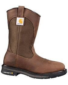 Carhartt Men's Wellington Work Boots - Square Toe