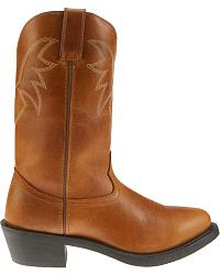 Durango Oiled Peanut Leather Western Boots at Sheplers
