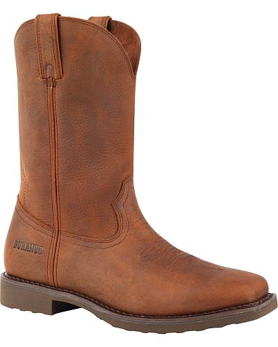 Durango Farm and Ranch Wellington Boots Safety Toe Western & Country DB005