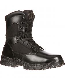 Rocky Men's Alpha Force Waterproof Insulated Duty Boots