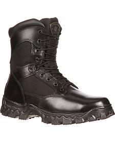 Rocky Men's Alpha Force Waterproof Insulated Duty Boots