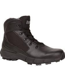 """Rocky Men's Broadhead 6"""" Duty Boots"""