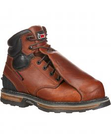 Rocky Elements Steel Waterproof Met Guard Work Boots - Safety Toe