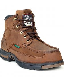 Georgia Athens Waterproof Work Boots - Steel Toe