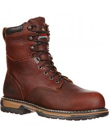 Rocky Men's IronClad Insulated Waterproof Work Boots