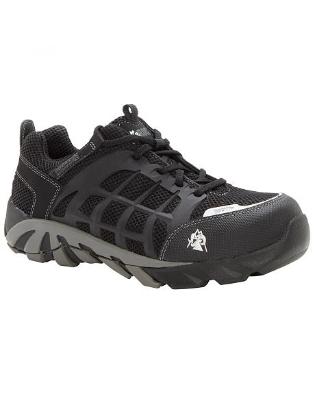 Rocky TrailBlade Waterproof Athletic Work Shoes - Composition Toe