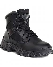 Rocky AlphaForce Waterproof Duty Boots - Safety Toe