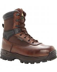 Rocky Sport Utility Pro Waterproof Work Boots - Steel Toe