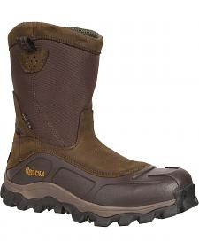 Rocky GritArmor Waterproof Insulated Boots - Safety Toe