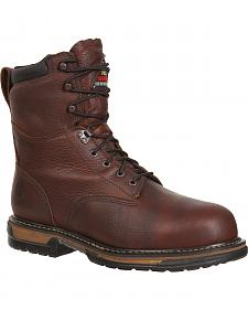 Rocky Ironclad Insulated Workboots - Safety Toe
