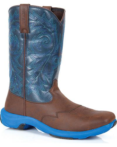 Durango Rebel Lite Western Boots Square Toe Western & Country DWDB006
