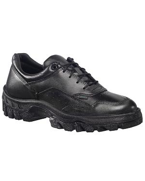 Rocky Womens Tmc Duty Oxford Shoes Usps Approved
