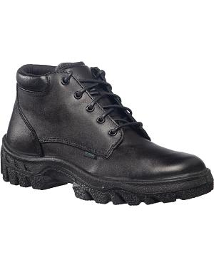 Rocky Womens Tmc Chukka Duty Boots Usps Approved