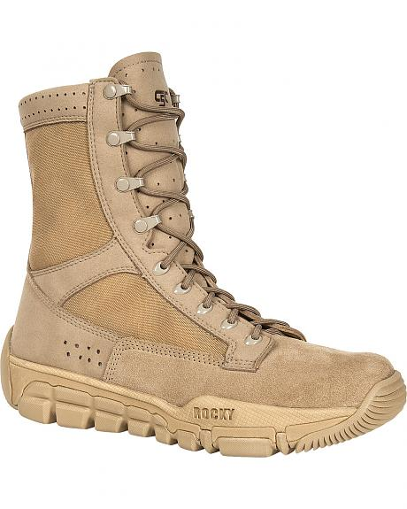 Rocky Men's C5C Commercial Military Boots