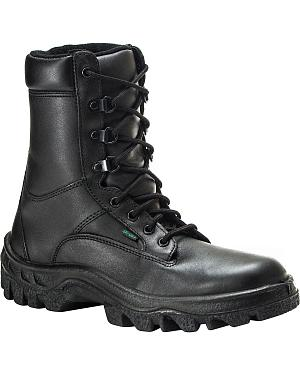 Rocky Mens Tmc Duty Boots Usps Approved