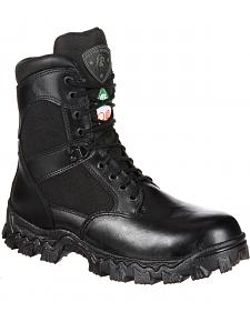Rocky AlphaForce Waterproof Puncture Resistant Work Boots - Comp Toe