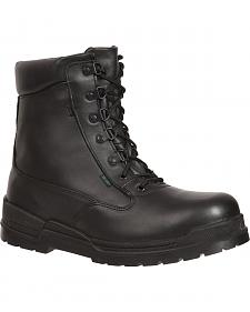 Rocky Eliminator Gore-Tex Waterproof Insulated Duty Boots - Round Toe