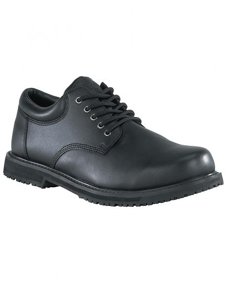 Grabbers Men's Friction Work Shoes