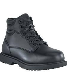 "Grabbers Men's Kilo 6"" Work Boots - Steel Toe"