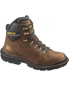 "Caterpillar Flexion Manifold 6"" Work Boots"