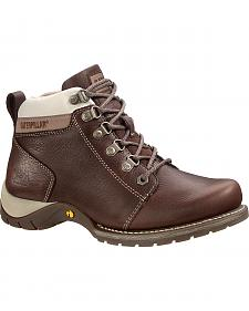 Caterpillar Carlie Mid Work Boots - Steel Toe