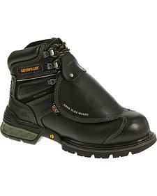 Caterpillar Ergo Flexguard Work Boots - Steel Toe