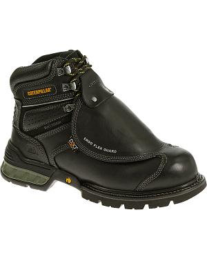 Caterpillar Ergo Flexguard Work Boots - Steel Toe
