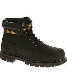 Caterpillar Colorado Boots - Round Toe
