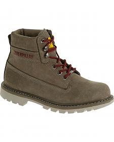 "Caterpillar Women's Watershed Waterproof 6"" Work Boots"